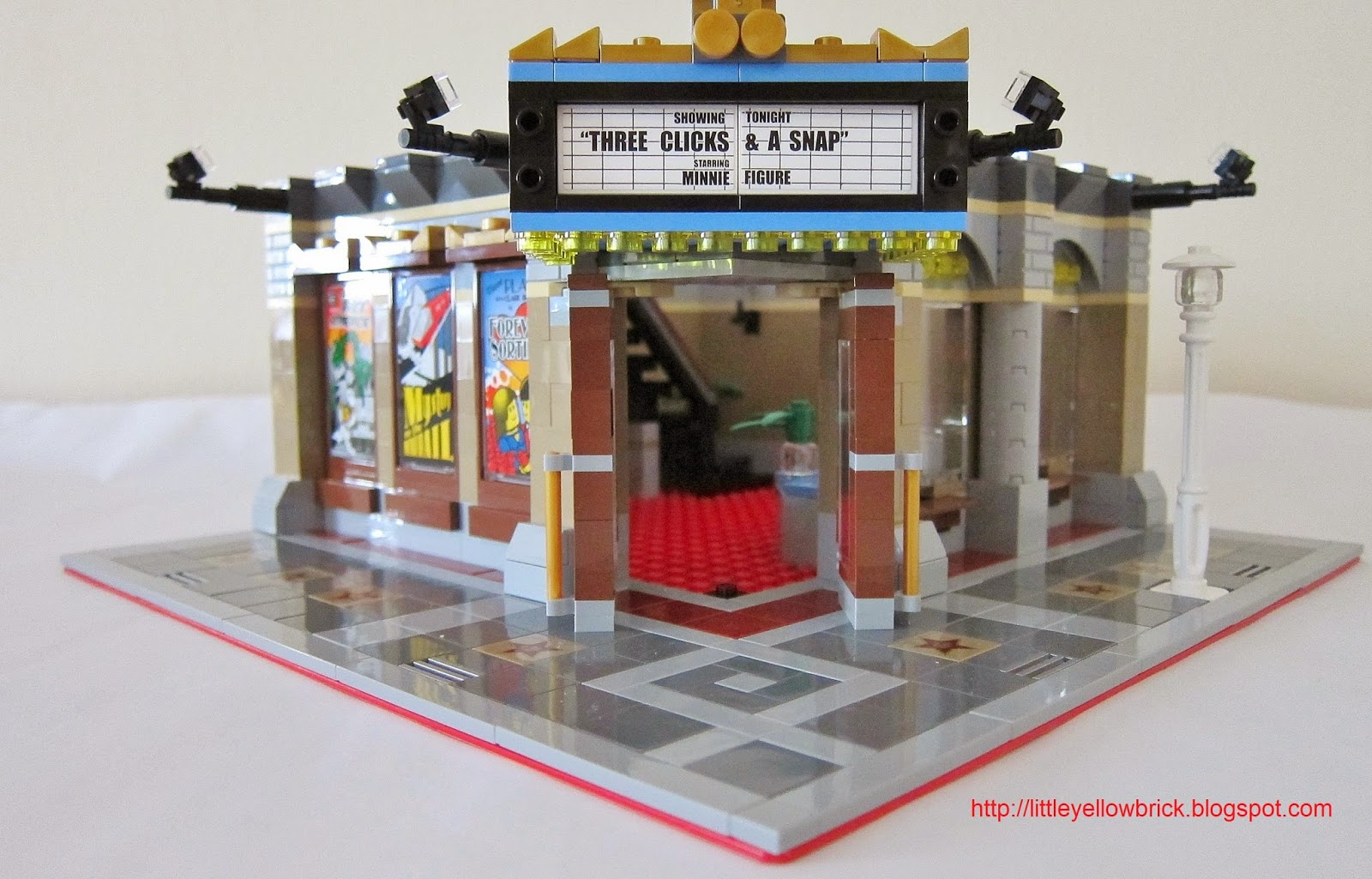 Little Yellow Brick A Lego Blog Our 18th Lego Project 10232