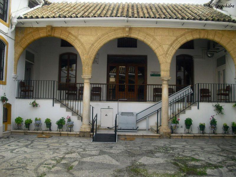 Senderismo por c diz osuna for Oficina de turismo sevilla