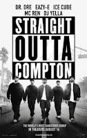 Straight Outta Compton (2015) Poster