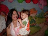 Raquel Lopes mãe do fazendeirinho Davi
