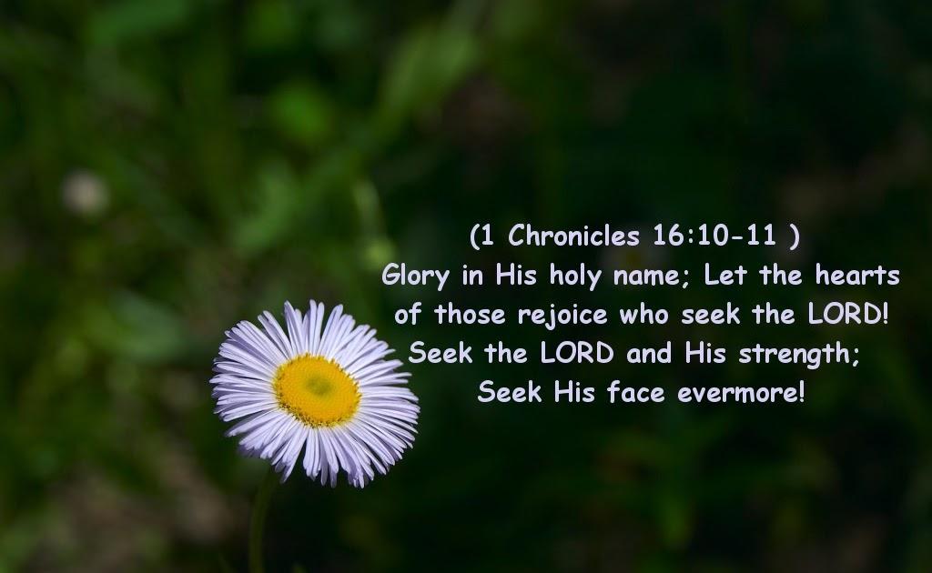 Christian Wallpapers Bible Verse Wallpaper 1 Chronicles