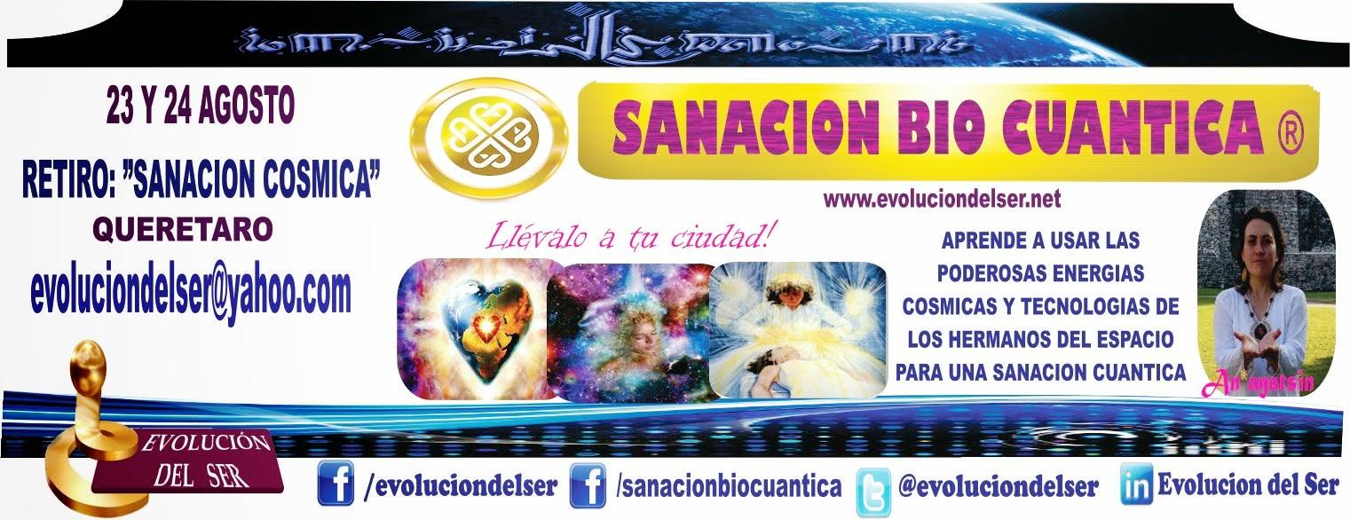 SANACION COSMICA_ RETIRO VIVENICIAL 23 Y 24 AGOSTO, QUERETARO