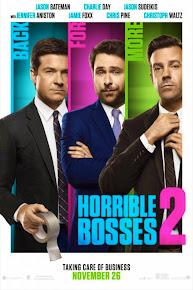 [2014] - HORRIBLE BOSSES 2