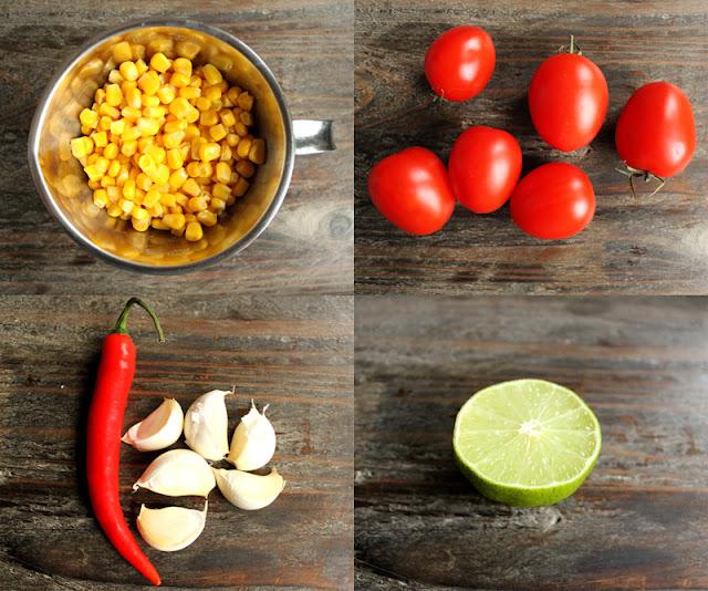 Oppskrift Quesadilla Maissalsa Salsa Verdens Beste Meksikansk Mat Vegetar