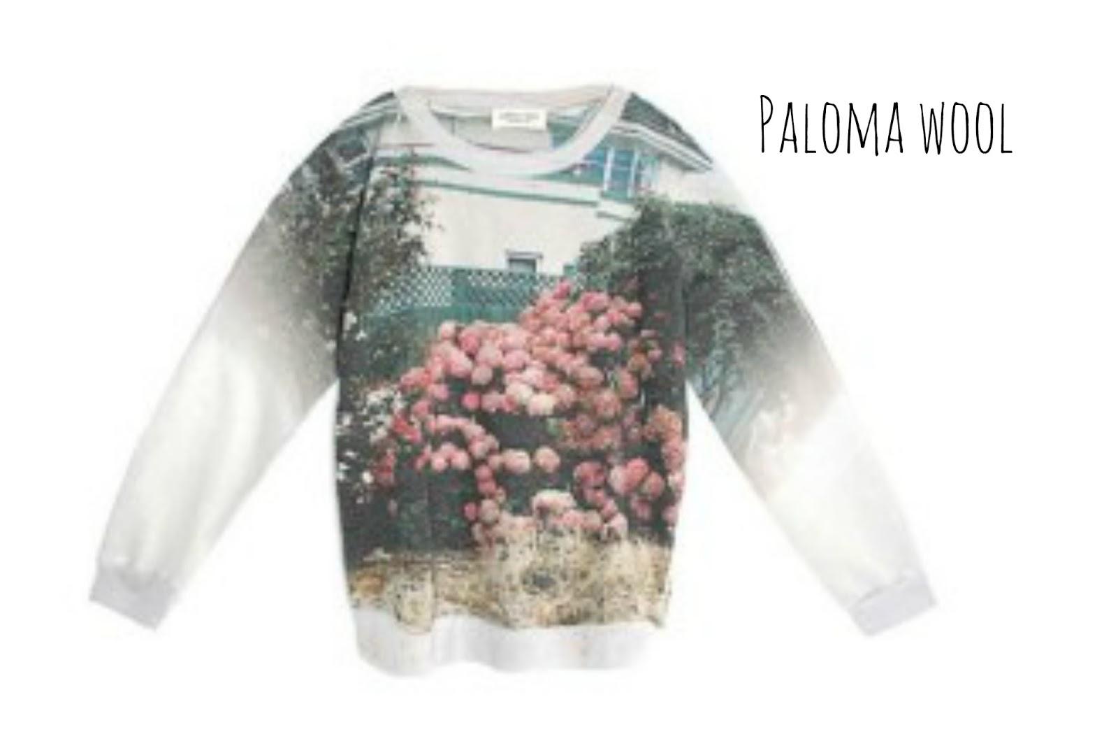 Sudadera Paloma Wool