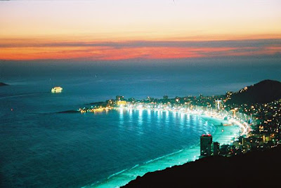 Reveillon 2012 no Rio de Janeiro - Copacabana