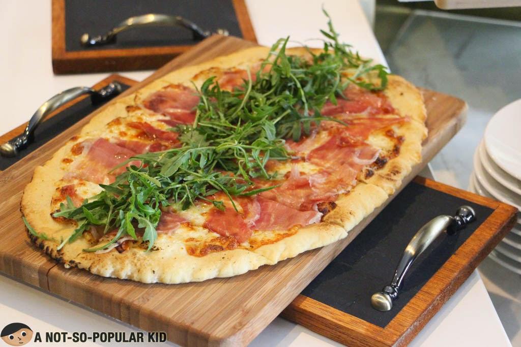 Pizza Valdostana of Il Ponticello Cucina Italiana
