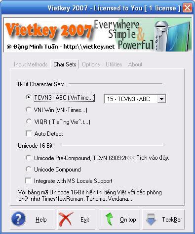 download vietkey 2007,tải vietkey 2007