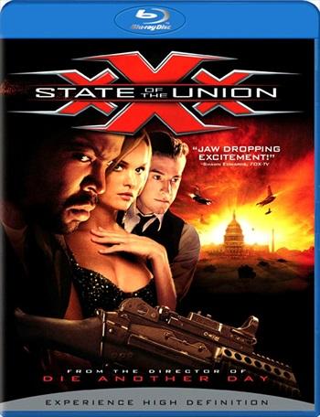 xXx State Of The Union 2005 Dual Audio Hindi 480p BluRay 300mb