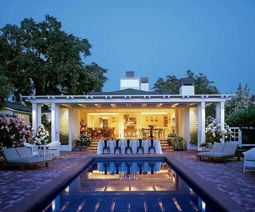 Tuesday Inspiration: Pool Houses, Cabañas And Pavilions