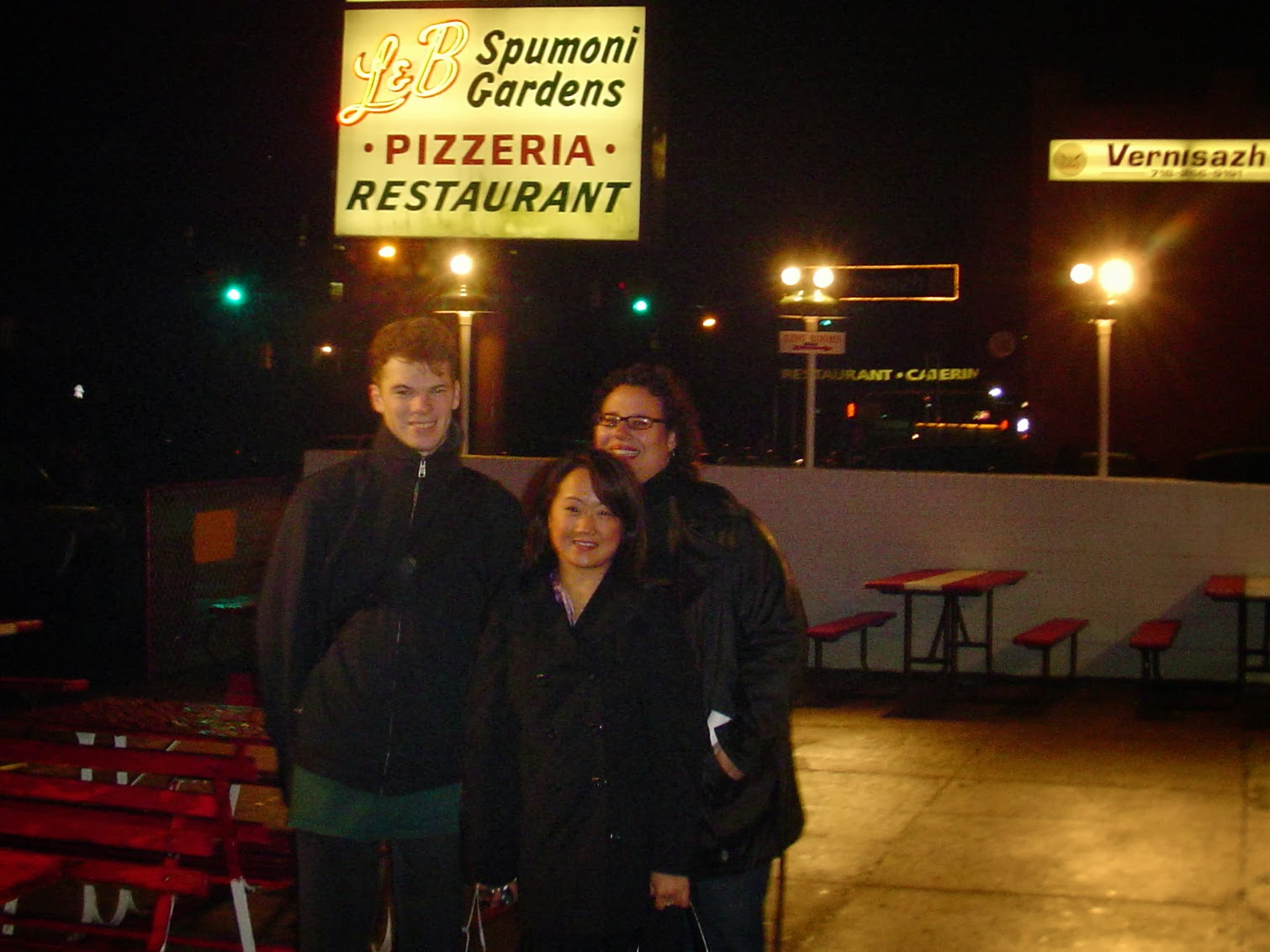 Pleasant  Days Of Pizza Day   Lb Spumoni Gardens Bensonhurst  With Luxury Location Lbs Spumoni Gardens Th St And Ave U In Bensonhurst  Brooklyn Guests Michelle Dobrawsky Rachel Caruso Order  Slice Of  Cheese  With Appealing Garden Jobs For January Also Etc Hatton Garden In Addition Garden Centre Windsor And Live Music In Covent Garden As Well As Duncairn Gardens Belfast Additionally Garden Parasol From Daysofpizzablogspotcom With   Luxury  Days Of Pizza Day   Lb Spumoni Gardens Bensonhurst  With Appealing Location Lbs Spumoni Gardens Th St And Ave U In Bensonhurst  Brooklyn Guests Michelle Dobrawsky Rachel Caruso Order  Slice Of  Cheese  And Pleasant Garden Jobs For January Also Etc Hatton Garden In Addition Garden Centre Windsor From Daysofpizzablogspotcom