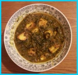 Indian-Recipes-palak-paneer-fry