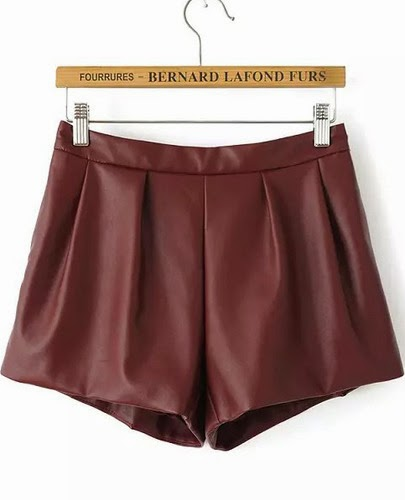 http://www.sheinside.com/Wine-Red-Elastic-Waist-Loose-Leather-Shorts-p-181979-cat-1740.html