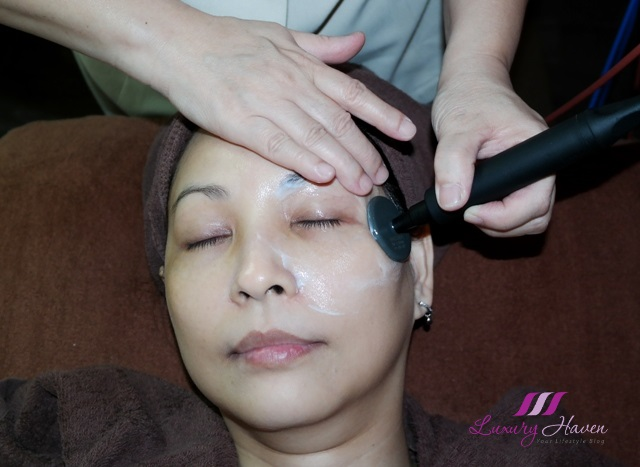 rexults medspa cellular regenerate eye therapy dark circles
