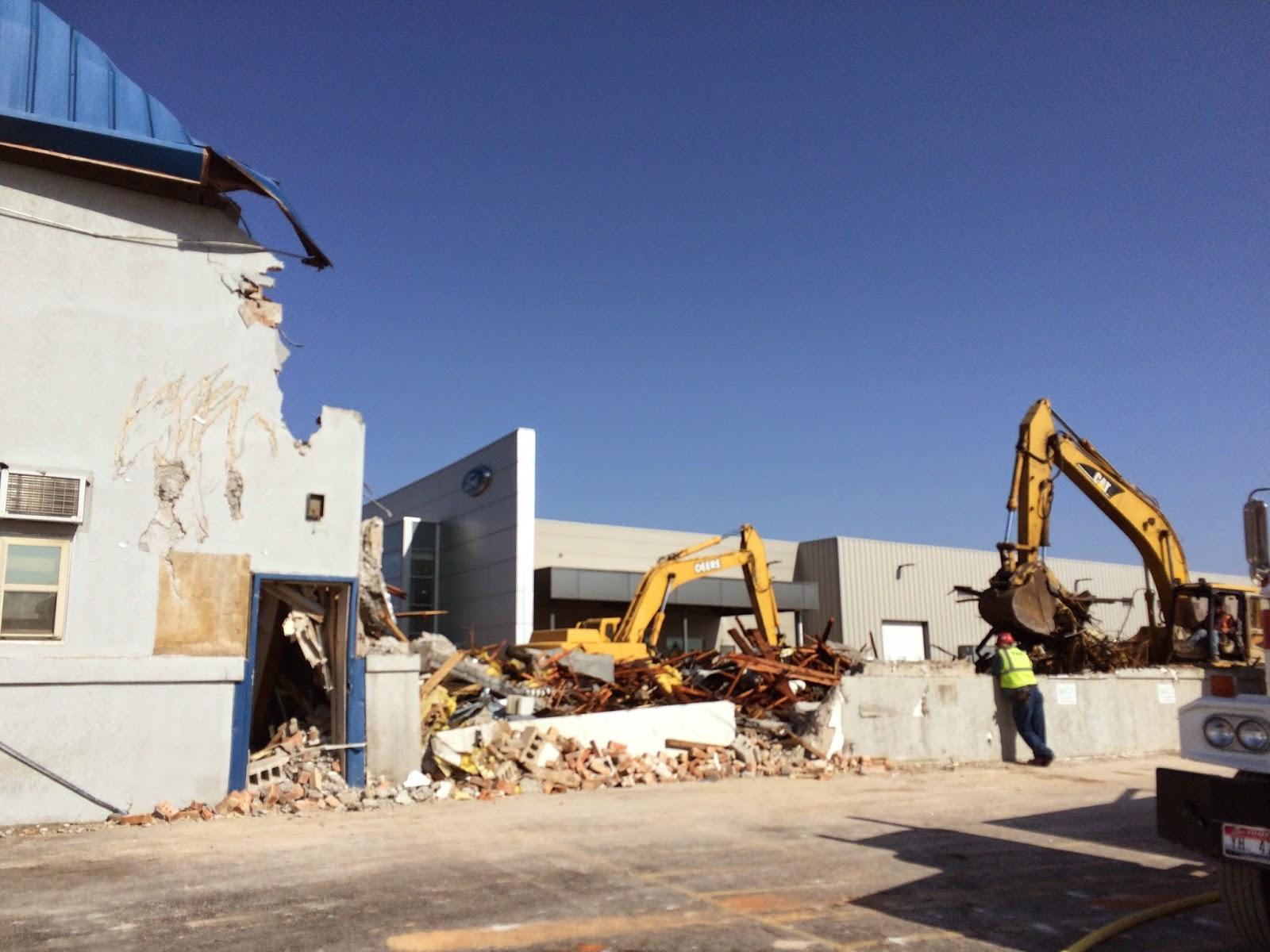 Broadway Ford Idaho Falls >> BizMojo Idaho: Broadway Ford's rubble to be used for FEMA training exercise