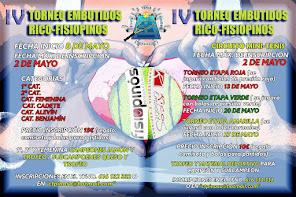 IV TORNEO DEL JAMÓN-EMBUTIDOS RICO-FISIOPINÓS