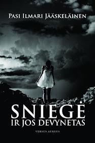 """Šiuo metu skaitau P. I. Jaaskelainen """"Sniegė ir jos devynetas"""""""