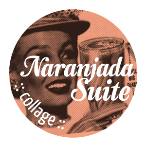 naranjada suite collage