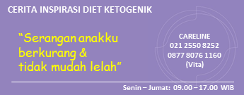CERITA DIET KETOGENIK