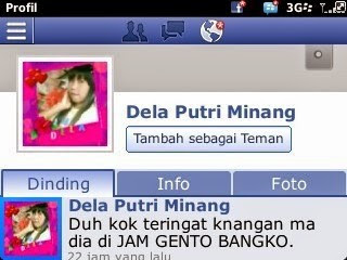 Ini Dia Lanjutan Kasus Akun FB Penghina Warga Kerinci, Polisi Periksa Suami Dela Putri Minang