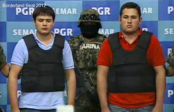 """El Chapo"""" Guzman, who had been captured in the last hours inan planned"""