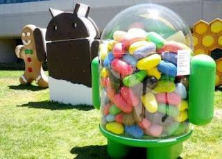 Google Masih Kerjakan Android 4.3 Jelly Bean Bukan Key Lime Pei