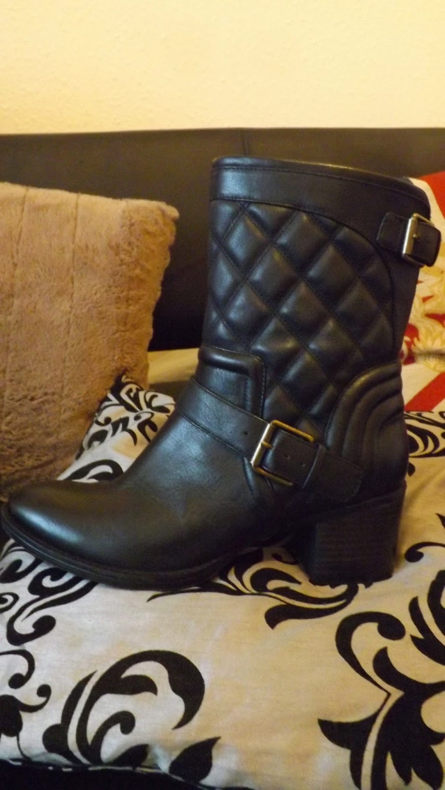 New Boots from Clarks