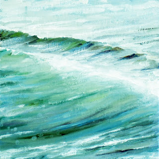 Long Wave III by Liza Hirst