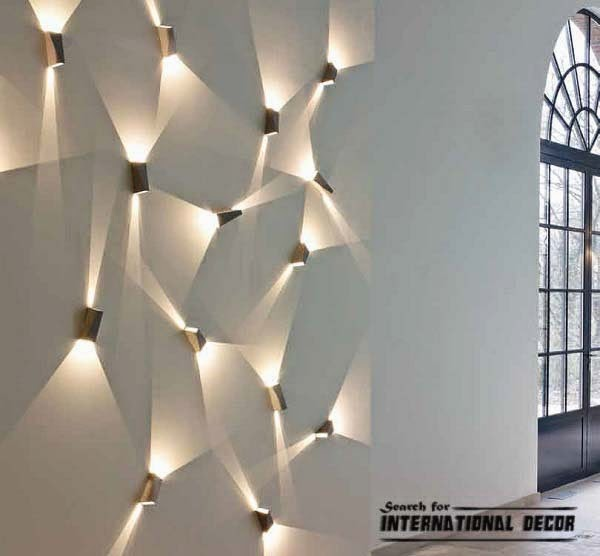 Contemporary Wall Lights, Lighting Ideas And Lamps | Home Decorating