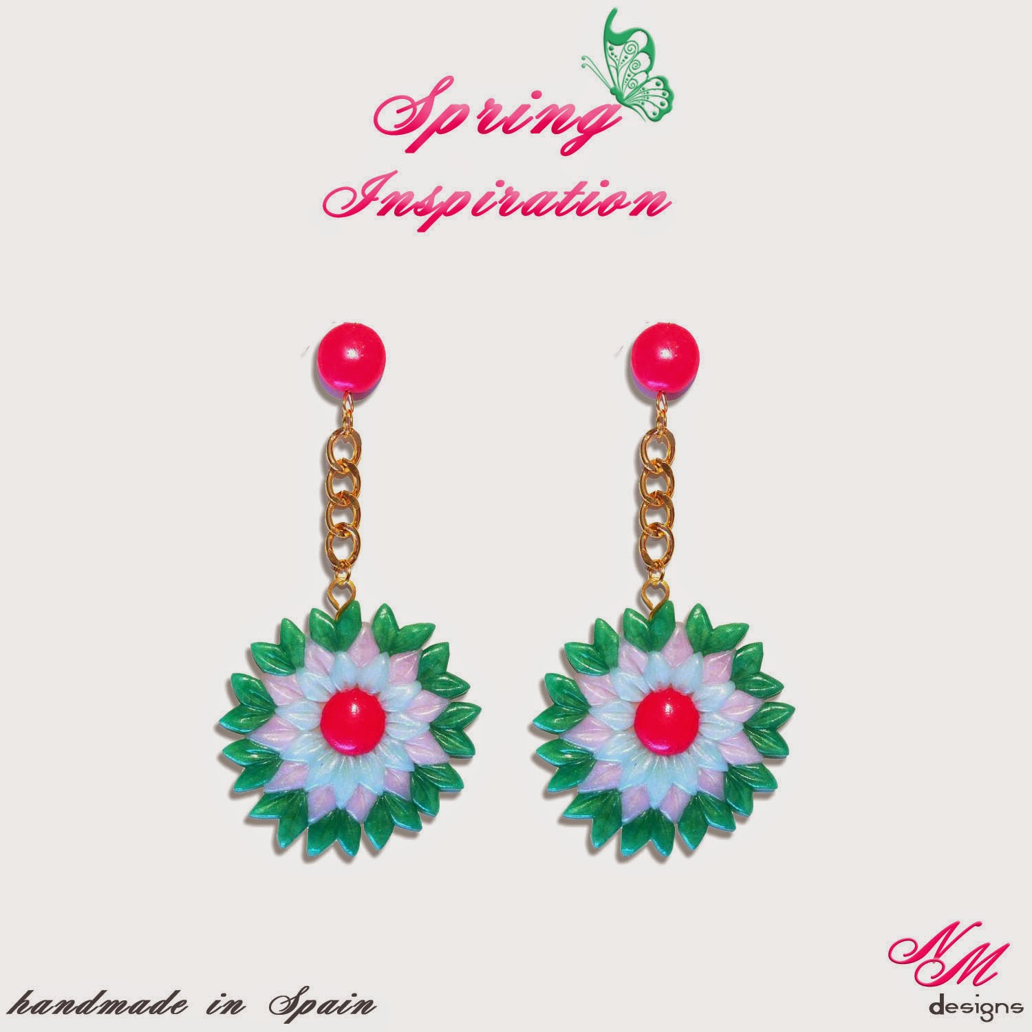 Pendientes/Earrings NM Designs