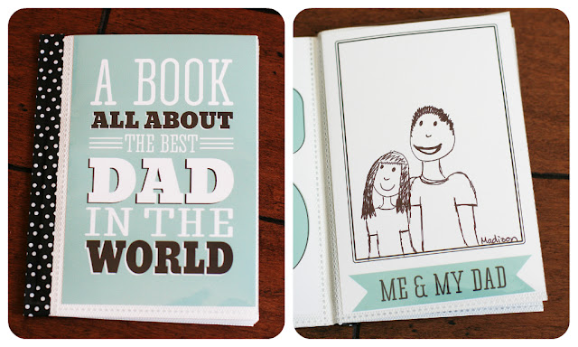 Max & Me: Toddler Tuesday - Handmade Father's Day Gift