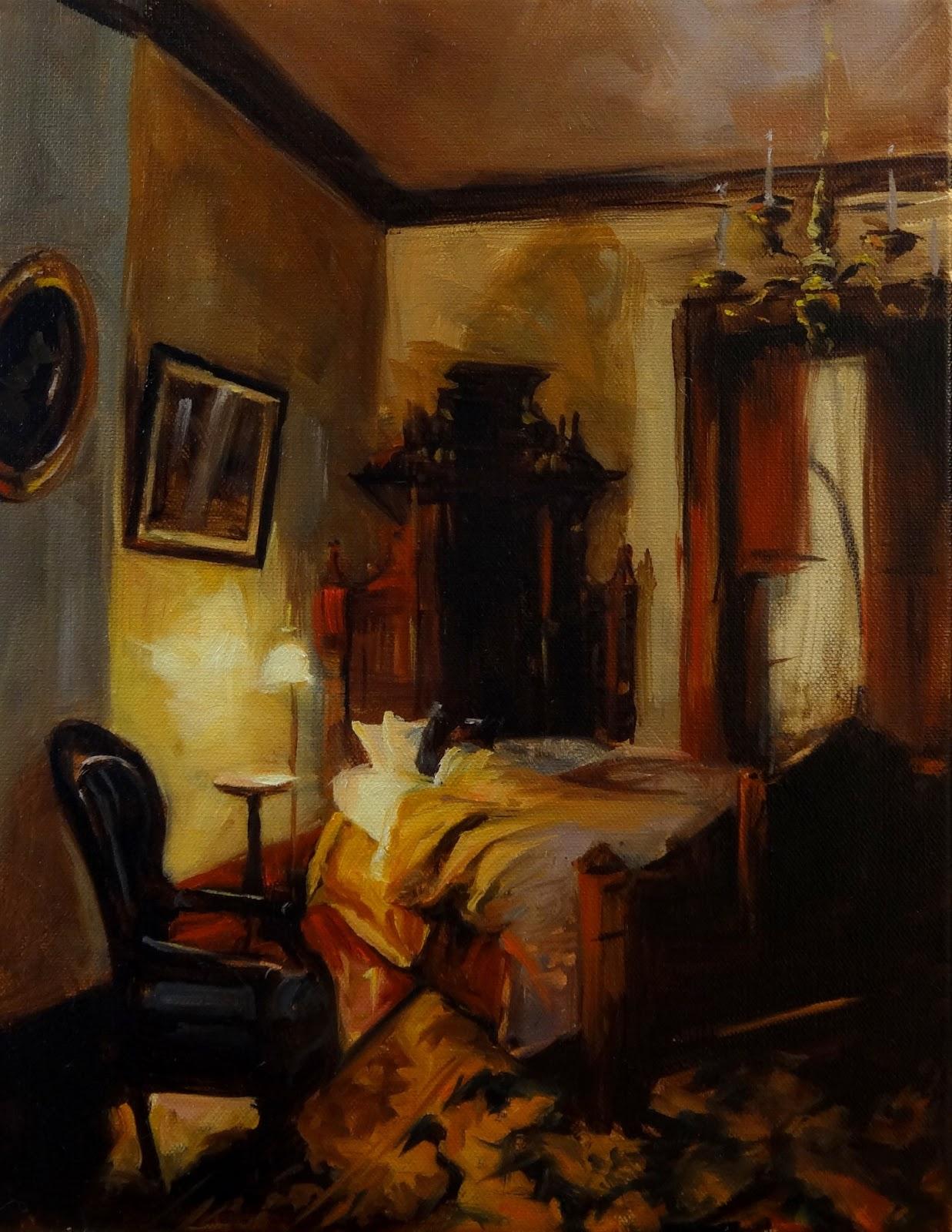 Jonelle Summerfield Oil Paintings February 2013