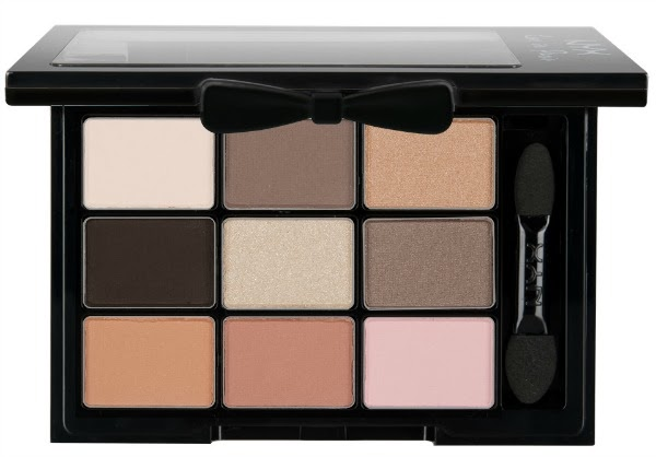 "NYX ""Love in Paris - Madeleines and Macarons"" Eyeshadow Palette"
