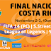 [Torneos] Final Nacional del WCG 2013
