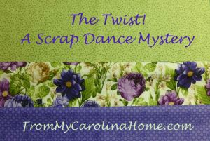 The Twist - A Scrap Dance Mystery