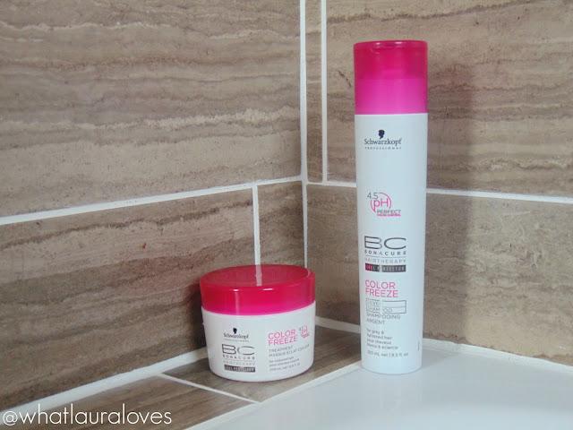 Schwarzkopf BC Bonacure Colour Freeze Silver Shampoo