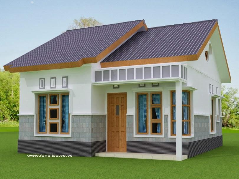 Foto Model Rumah Minimalis Sederhana 2014