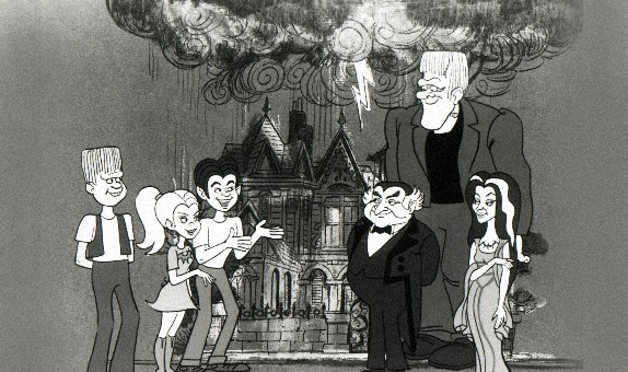 the munsters received a one hour tv film titled the mini munsters while the addams family aired 16 episodes the mini munsters failed to - Munsters Halloween Episode