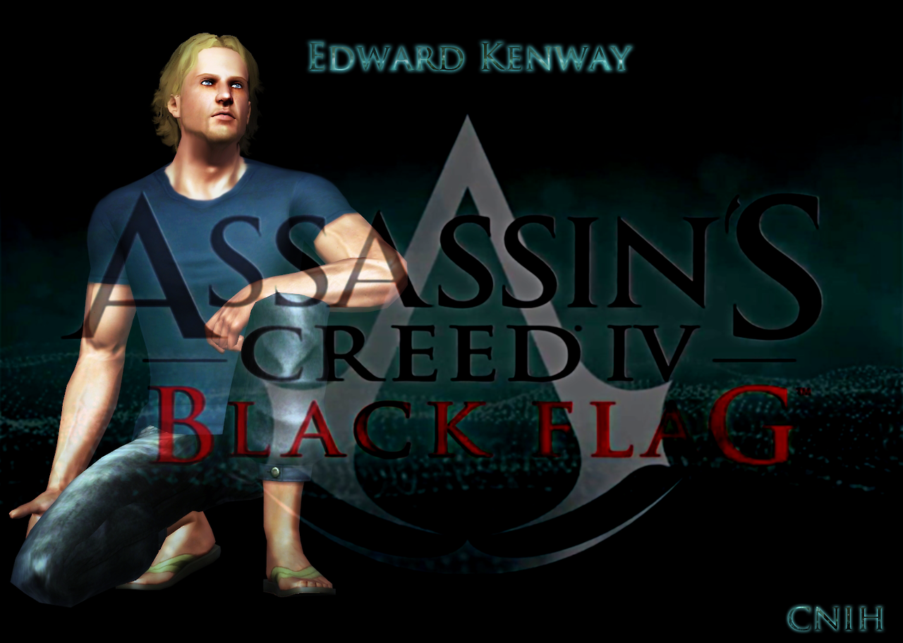 edward kenway in assassins creed wallpapers - Edward Kenway Assassin s Creed IV Black Flag