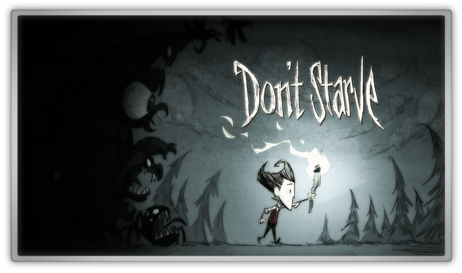 Don't starve marjolein kucmer survival action adventure open world horror scary hoarder farm farmer harvest loot looter collect game