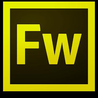 Ikon Adobe Fireworks
