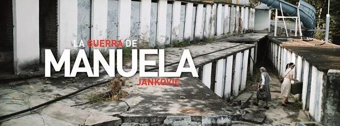 """Estreno de """"La guerra de Manuela Jankovic"""" en la Cineteca Nacional"""