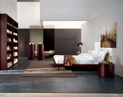 Modernes id es de d cor de l 39 int rieurs des chambres for Chambre a coucher 2012