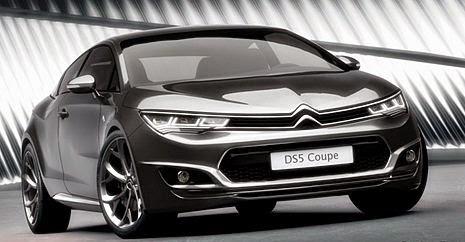 2015 citroen ds5 coupe design review citroen ds5 coupe idea is ...