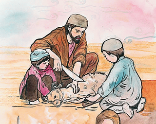 Amalan Sunnah Hari Raya Idul Adha