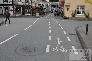 Soest - Schutzstreifen Jakobistraße / Jakobitor