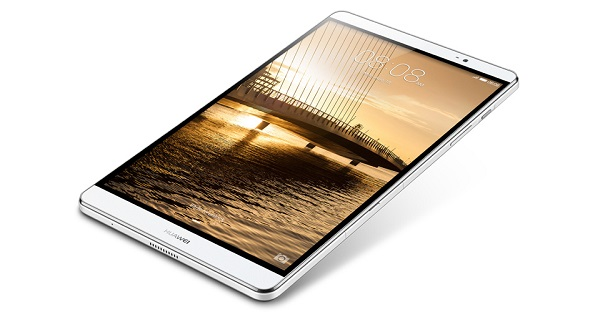 HUAWEI launches full metallic MediaPad M2 8.0 tablet with 8-inch screen