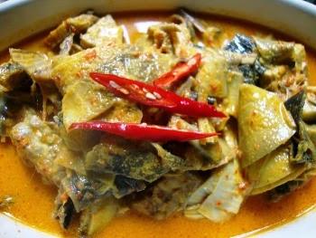 Resep Masakan Sup Ikan Jantung Pisang Khas Palu