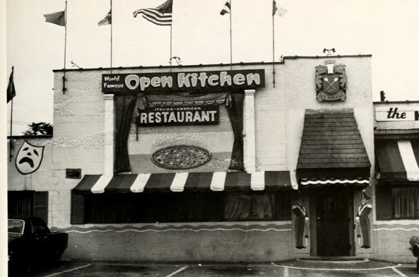 Charlotte Eats Open Kitchen Hall Fame Eatery