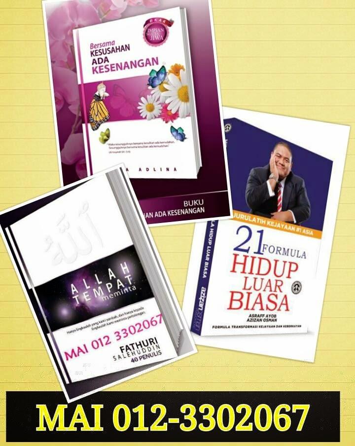 Buku Baru Terbit 2015
